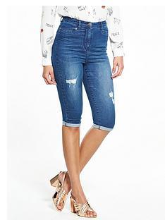 8   Knee Length Shorts   Shorts   Women   www.littlewoodsireland.ie