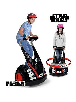 feber-dareway-star-wars-12v-battery-ride-on