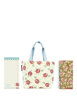 emma-bridgewater-emma-bridgewater-rose-amp-bee-shopper-set