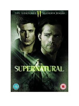 supernatural-series-11-dvd