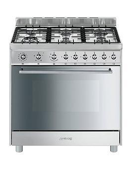 smeg-c9gvxi9-90cm-single-oven-gas-range-cooker