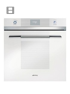 smeg-sfp109b-linea-60cm-pyrolitic-built-in-oven
