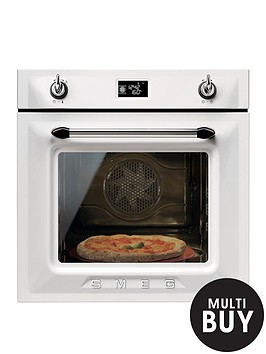 smeg-sf6922bpze-victoria-60cm-built-in-single-electric-oven-white