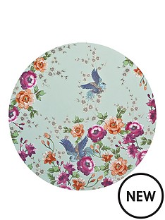 denby-kyoto-blue-round-placemats