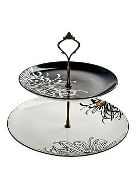 denby-monsoon-chrysanthemum-cake-stand