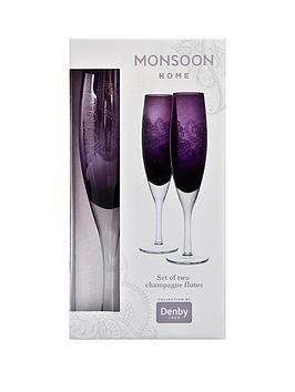 denby-monsoon-cosmic-set-of-2-champagne-flutes