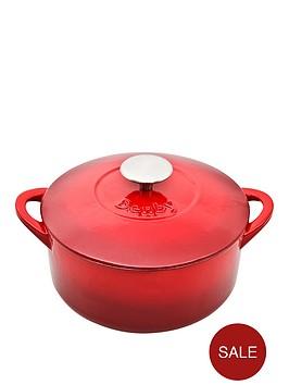 denby-pomegranate-20cm-cast-iron-round-casserole-pot