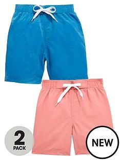 mini-v-by-very-toddler-boys-plain-and-magic-palm-print-board-shorts-2-pack