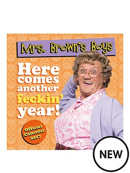 mrs-browns-boys-2017-calendar