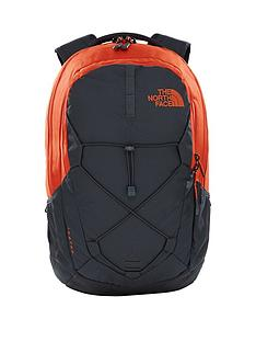 the-north-face-jester-backpack-tibetan-orangeasphalt-grey