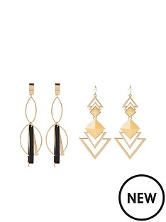 v-by-very-2-pack-statement-earings
