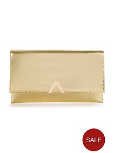 v-by-very-metallic-metal-detail-clutch-gold