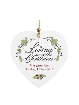 personalised-in-loving-memory-at-christmas-wooden-heart