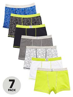 v-by-very-boys-3d-geo-trunks-7-pack