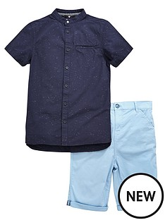 v-by-very-boys-short-sleeve-shirt-and-woven-shorts-set-2-piece