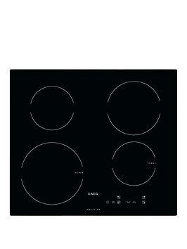 aeg-hk604200ib-60cm-wide-plug-and-play-induction-hob-black