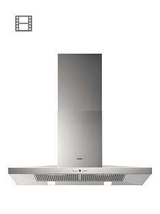 aeg-x69264mk1-low-profile-90cm-chimney-cooker-hood-stainless-steel