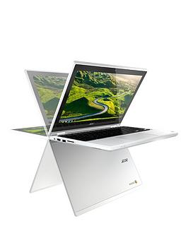 acer-chromebook-r11-intelreg-celeronreg-processor-2gb-ram-32gb-emmc-storage-116-inch-touchscreen-convertible-2-in-1-chromebook-ndash-white