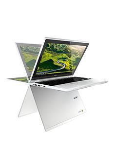 acer-chromebook-r11-intelreg-celeronreg-processor-2gb-ram-32gb-emmc-storage-116in-touchscreen-convertible-2-in-1-chromebook-ndash-white