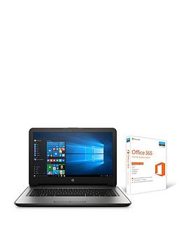 hp-14-an016na-amd-a6-processor-8gb-ram-1tb-hard-drive-14-inch-laptop-with-optional-microsoft-office-365-home-ndash-white