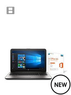 hp-15-ba042na-amd-a10-8gbnbspram-2tbnbsphard-drive-156-inch-laptop-with-free-microsoft-office-365-home-silver