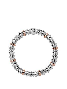 links-of-london-sterling-silver-and-18ktnbsprose-gold-plated-sweetheart-bracelet