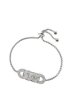 folli-follie-folli-follie-sterling-silver-cubic-zirconia-knots-toggle-bracelet