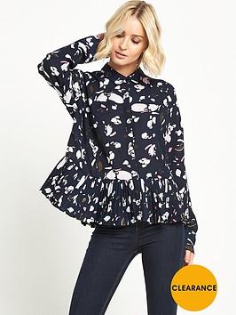 vero-moda-floral-print-shirt