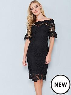 paper-dolls-paper-dolls-black-bardot-crochet-lace-dress