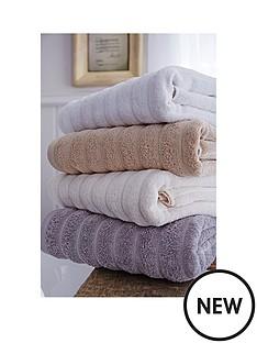 bianca-cottonsoft-2-pack-ribbed-cottonsoft-bath-sheets