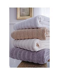bianca-cottonsoft-set-of-2-ribbed-cottonsoft-bath-towels