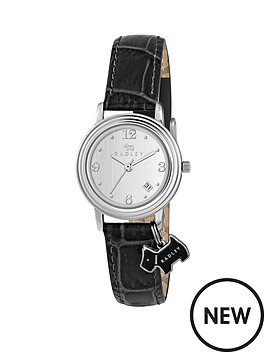 radley-radley-darlington-white-dial-black-leather-strap-dog-charm-ladies-watch