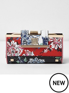 river-island-floral-patchwork-cliptop-purse