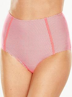 v-by-very-seersucker-stripe-high-waist-bikini-brief