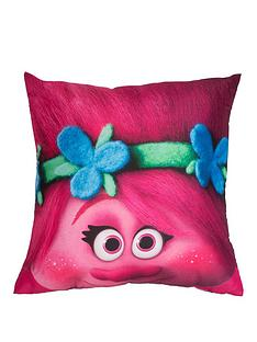 trolls-glow-square-cushion