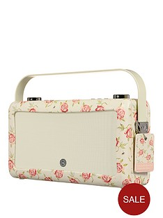 view-quest-hepburn-mkii-dab-radio-amp-bluetooth-wireless-speaker-emma-bridgewater-rose-and-bee