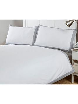 silentnight-300-thread-count-pure-cotton-contrast-trim-duvet-cover-set