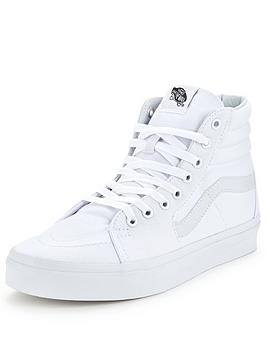 vans-sk8-hi-white