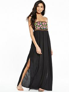 v-by-very-embroidered-beach-maxi-dress