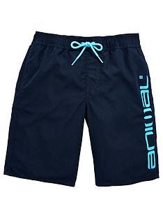animal-boys-logo-swim-shorts-navy
