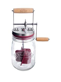 kilner-butter-churner