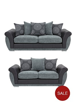 9782ecf59a1 Danube 3-Seater + 2-Seater Sofa Set (Buy and SAVE ...