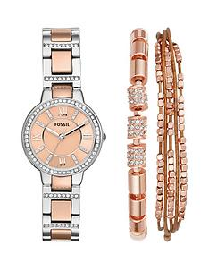 fossil-virginia-watch-and-bracelet-ladies-gift-set
