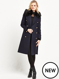 river-island-military-coat-with-faux-fur-collar-navy