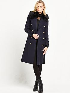 river-island-open-style-military-coat-with-faux-fur-collar-navy