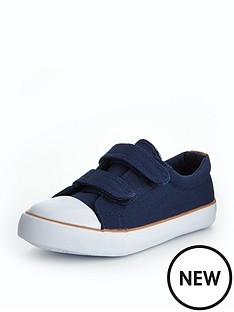 mini-v-by-very-younger-boys-teddy-nbspstrap-plimsolls