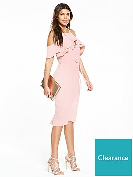 v-by-very-cold-shoulder-midi-dress-blush
