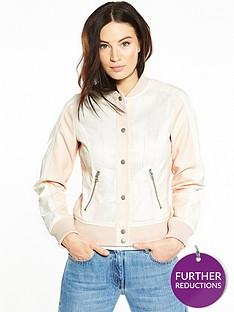 v-by-very-pu-perforated-varsity-jacket