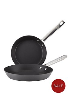 anolon-professional-2-piece-frying-pan-set