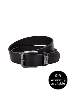 lee-leather-logo-belt